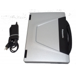 Panasonic Toughbook CF-52 Intel i5 2.53GHz Laptop 4GB 250GB DVDRW Windows 7 Home