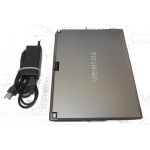 TOSHIBA Portege M780 Core i5 2.40GHZ 4GB 250 Windows 7 touch TABLET DVDRW Webcam