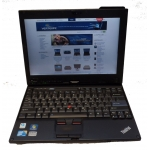 Lenovo X201 Thinkpad Tablet Laptop Touch Core i7 2.13ghz 160GB WEBCAM Windows 7