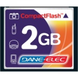 2GB CompactFlash™ Memory Card